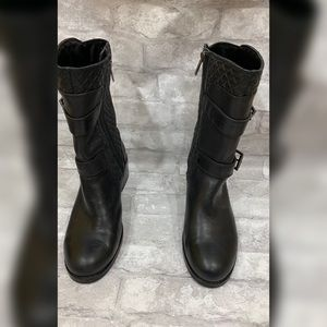 Vince Camuto Welton Quilted Boot size 9.5 M
